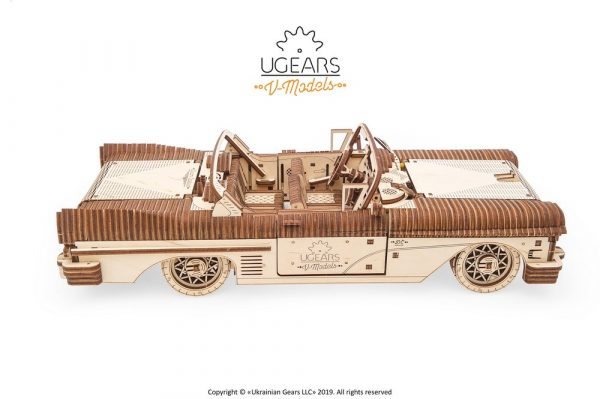 Ugears Dream Cabriolet