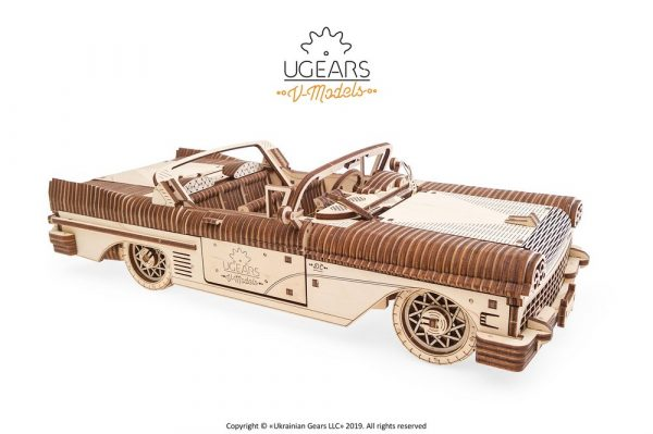 Ugears Dream Cabriolet