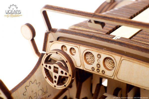 ugears Roadster VM-01