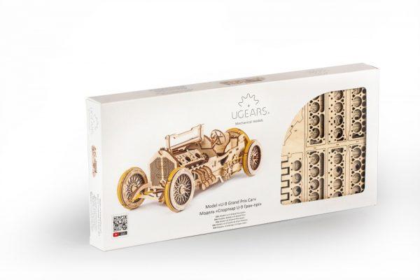 Lesen model športnega avtomobila ugears